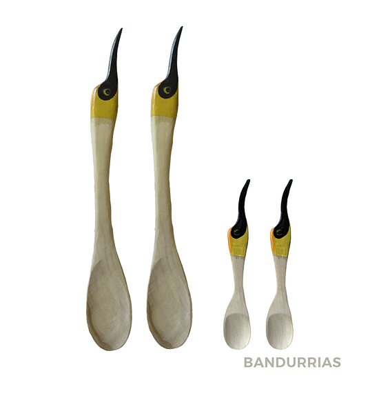 PACK CUCHARAS AVES