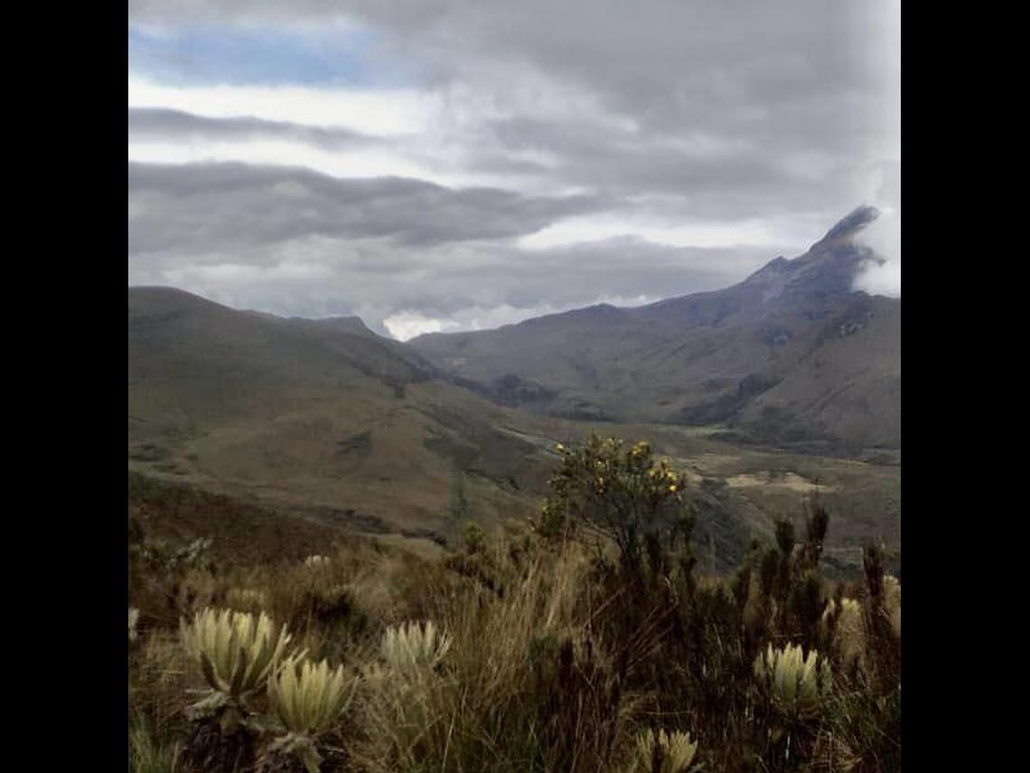 Expedición al Nevado del Tolima (3 días, 2 noches)