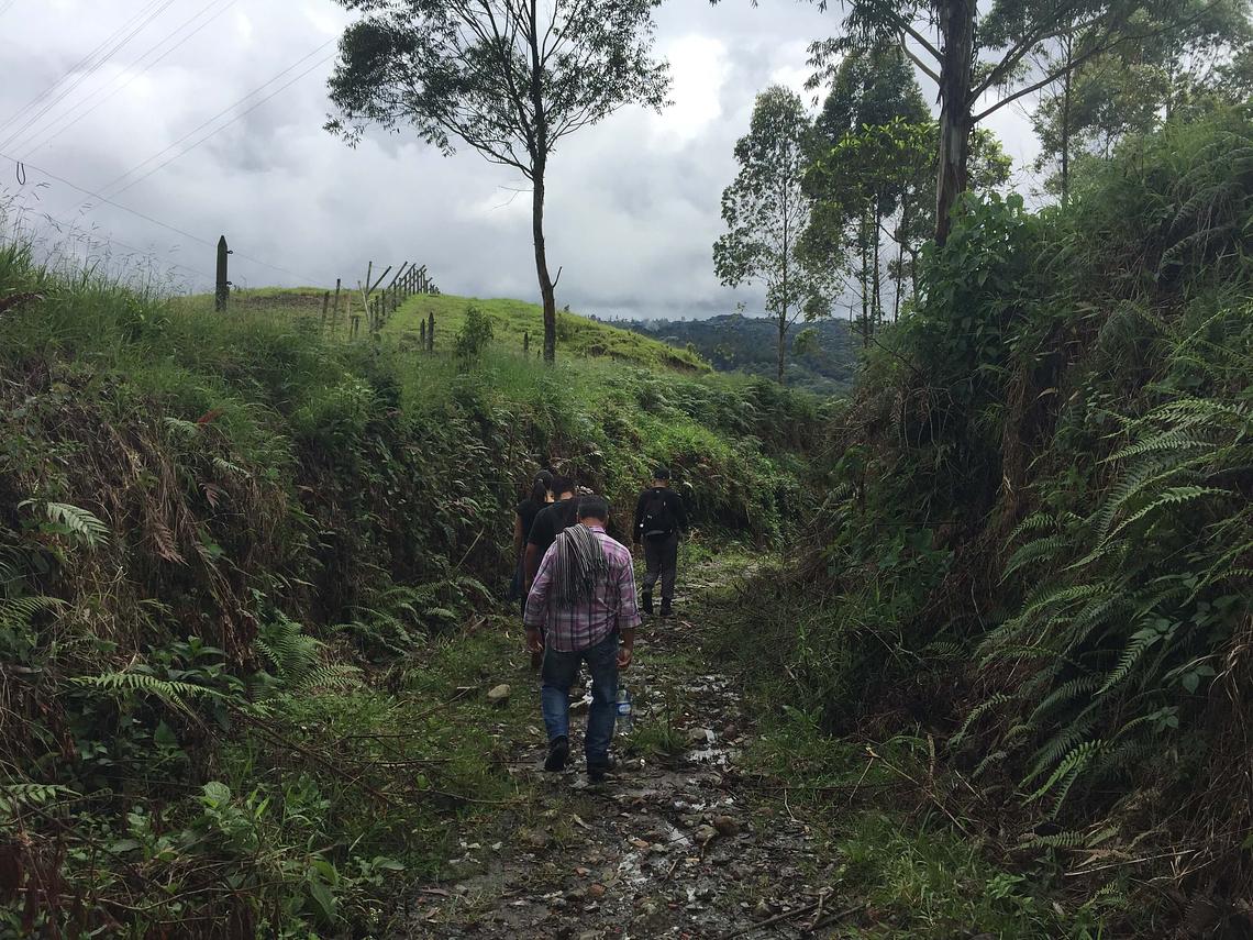 Tour Por El Camino Histórico del Quindío (Camino Nacional)