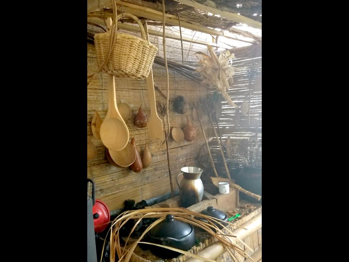 Atelier de vannerie