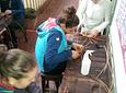 Experimenteller Korbwaren-Workshop