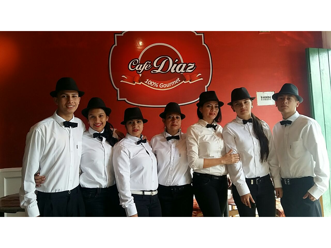 Experiencia en Café Díaz (Tour del Café)