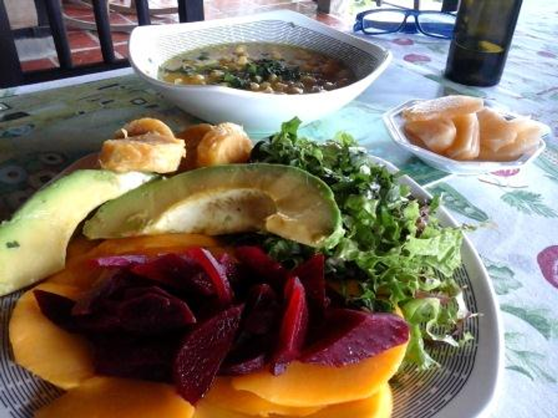 Experiencia Almuerzo en Cantarrana