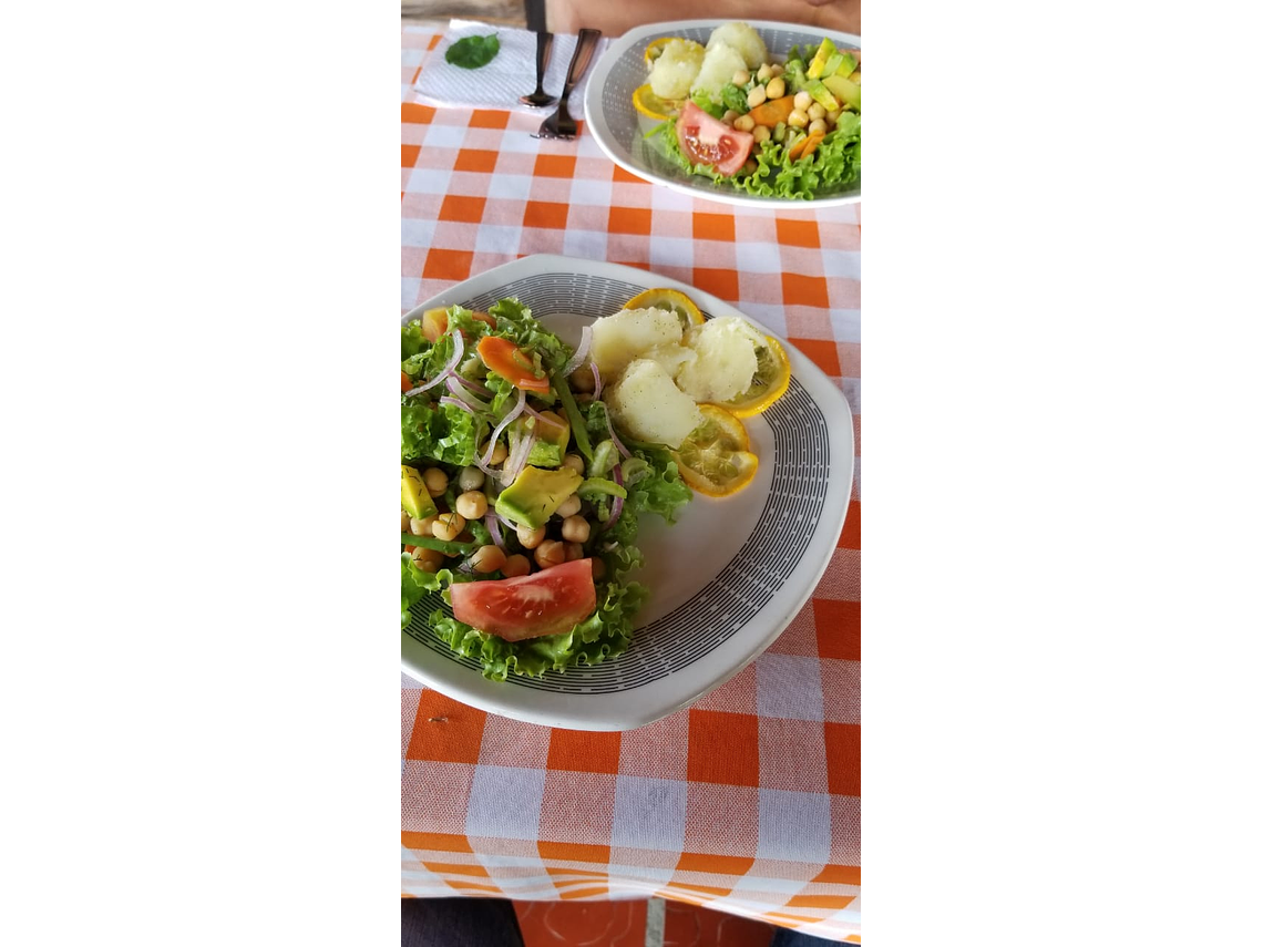 Lunch in Cantarrana Experience