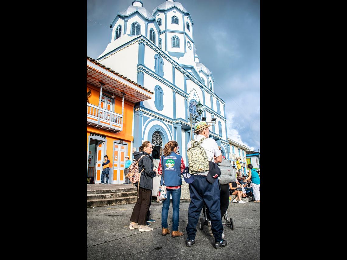 Filandia Heritage Route - Filandia City Tour