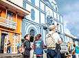 Filandia Heritage Route - Filandia Stadtrundfahrt
