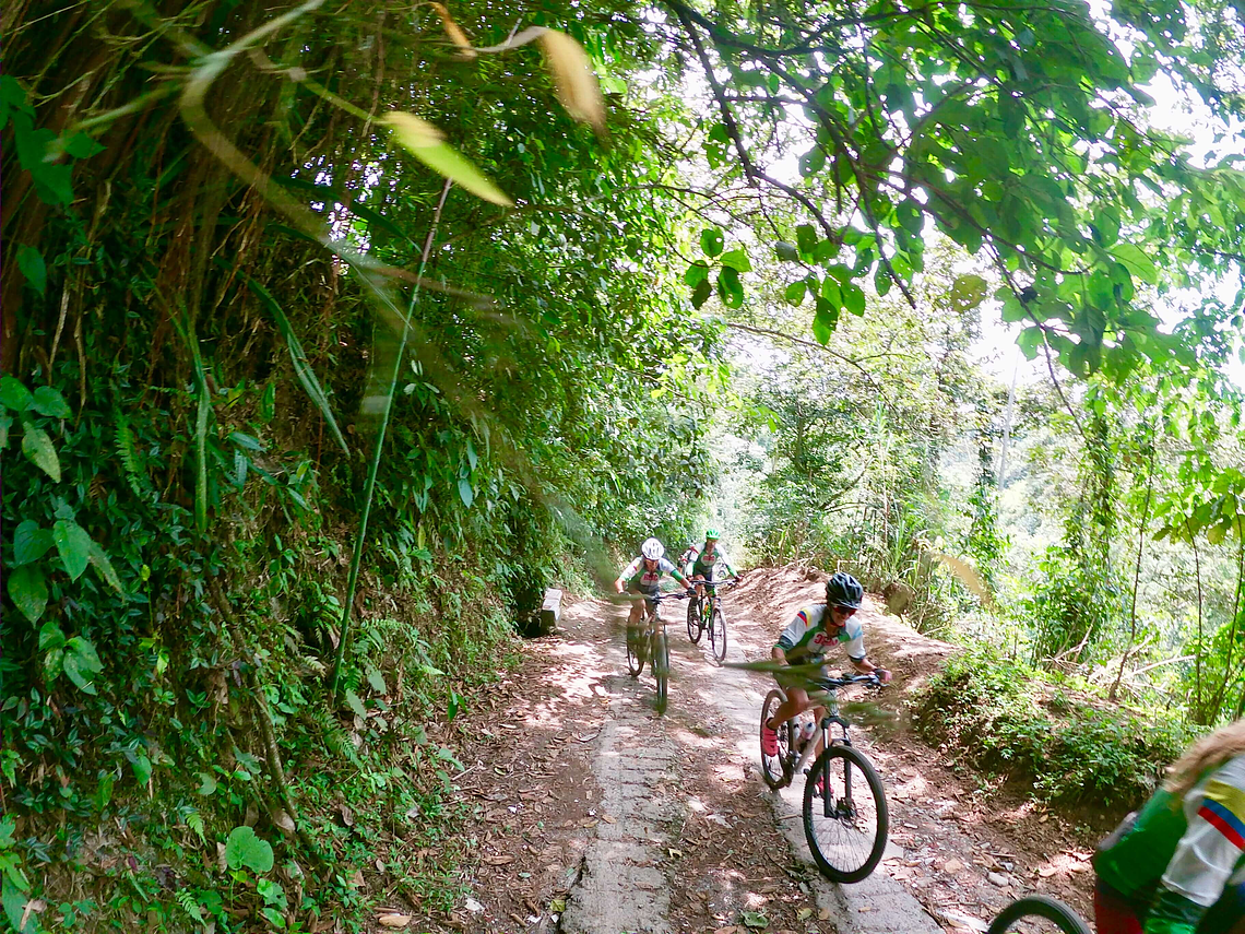 Experience The Cacique Bike Trail