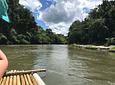 Balsaje En El Rio La Vieja