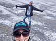Caminata por el Nevado Santa Isabel (Poleka Kasue)