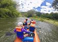 Rafting, Kayak y Tubing En El Rio La Vieja