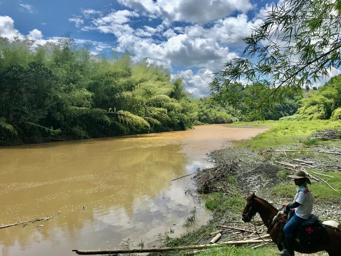 Cabalgata Ecológica y VIP En La Tebaida