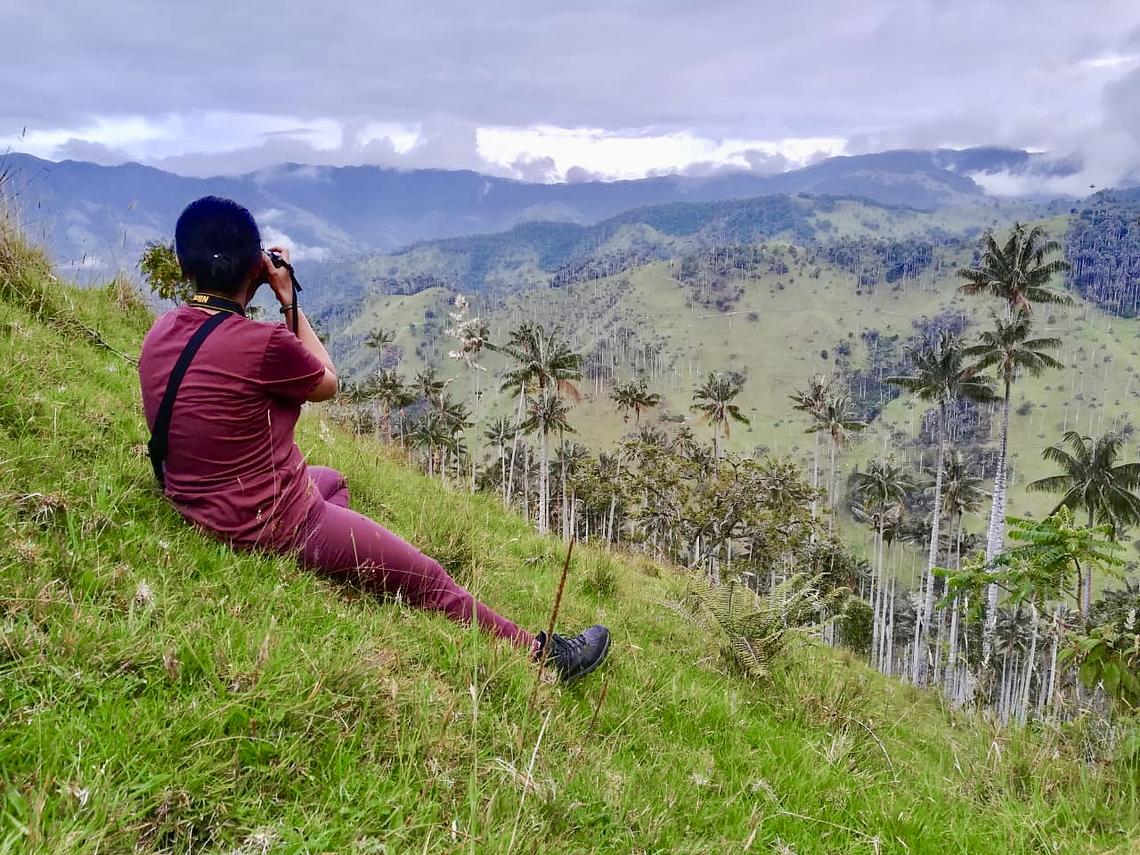 Expedición al Incógnito Volcán Machín