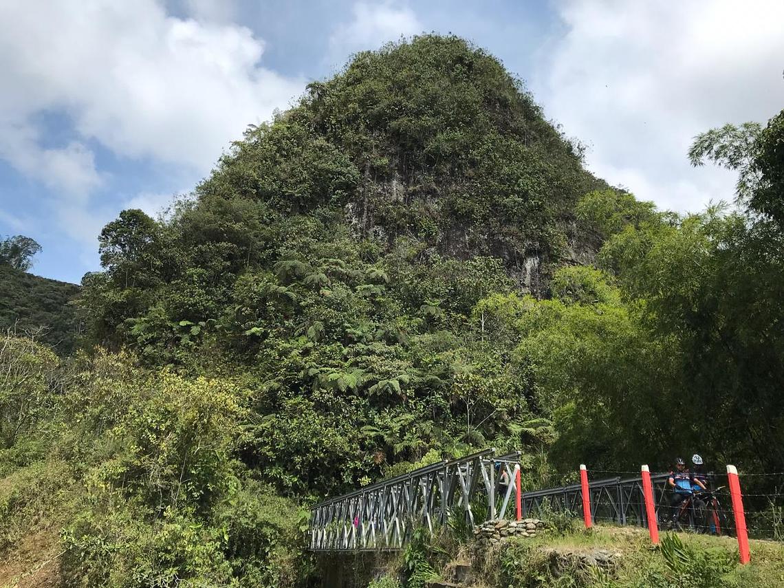 Cavalcade écologique Paso de los Aguadeños