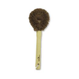 Cepillo limpiador de fibra de coco