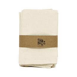 Pack 6 servilletas reutilizables 37 cm