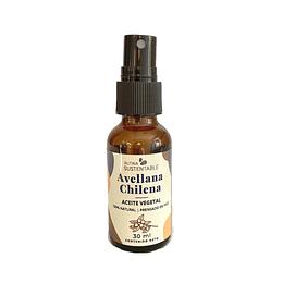 Aceite de avellanas 30 ml