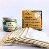 Pack 10 pétalos desmaquillantes reutilizables y compostables
