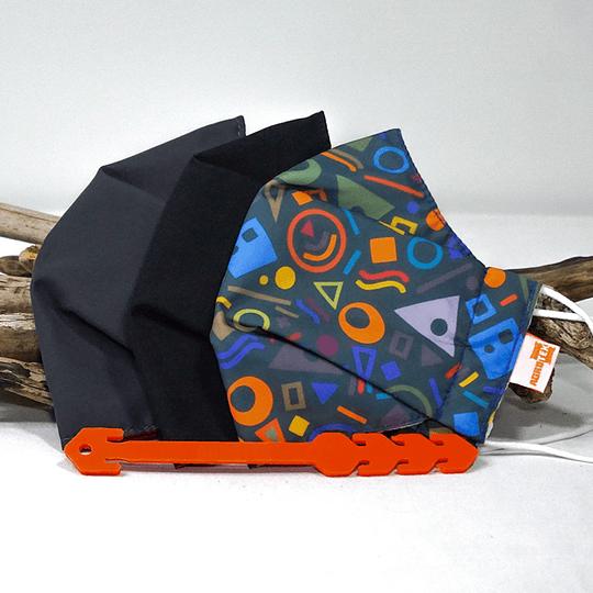 Pack Mascarilla Reutilizable - Devi