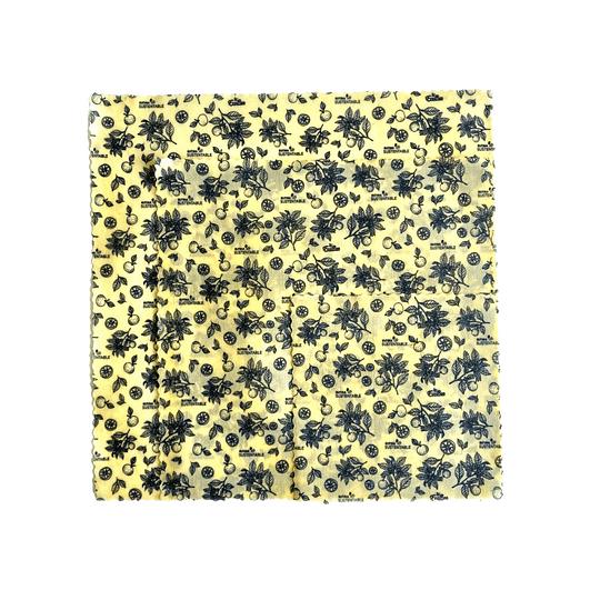 Envoltorios reutilizables de cera de abeja