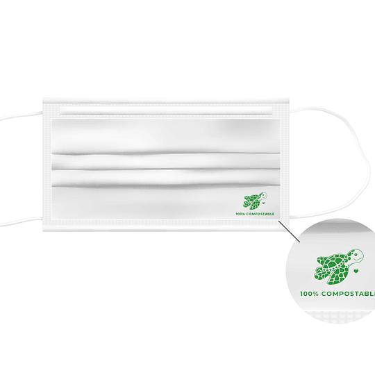Mascarilla compostable (10 unidades)
