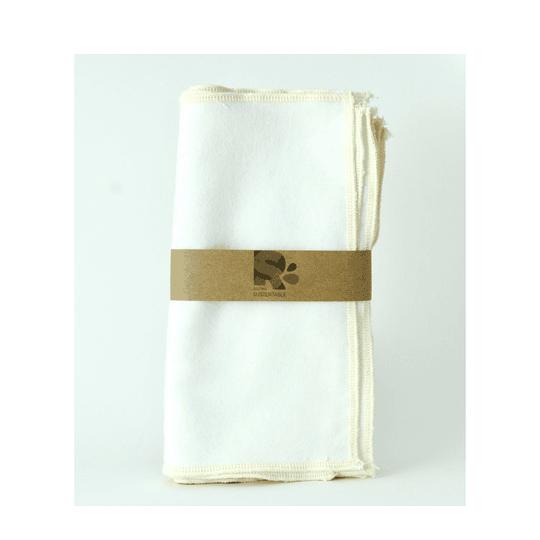 Pack 5 toallitas de algodón
