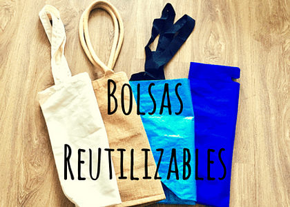 Bolsas reutilizables y biodegradables: no da lo mismo al momento de elegir