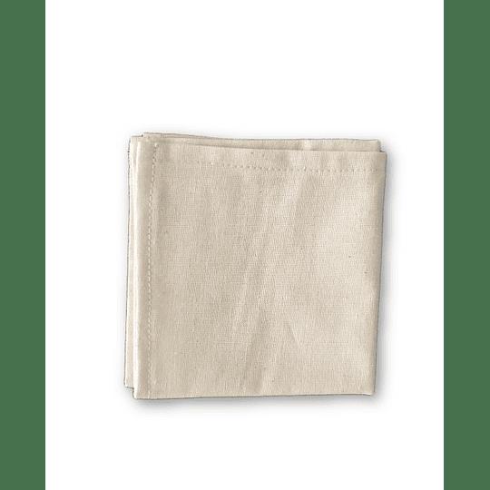 Pack 6 servilletas reutilizables 40 cm