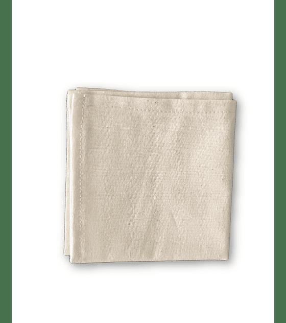 Pack 6 servilletas reutilizables 30 cm