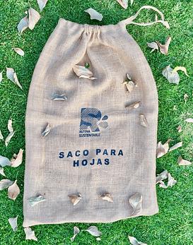 Sacos para hojas