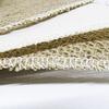 Banderín decorativo compostable arpillera/crea