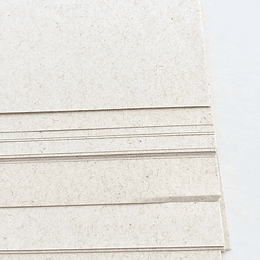 Resma de papel reciclado