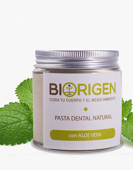 Pasta dental natural