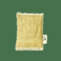 Esponja compostable arpillera
