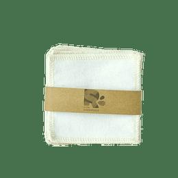 Pack 8 pétalos desmaquillantes 10 cm