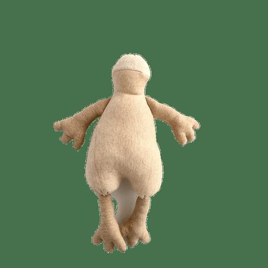 Peluches animales de algodón orgánico