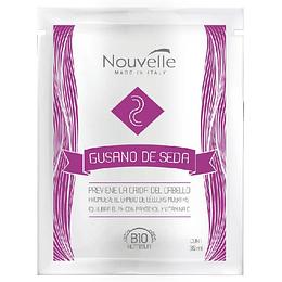 Tratamiento Bionouvelle NOUVELLE Gusano de Seda Sachet