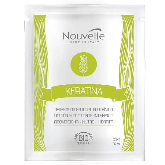 Tratamiento Bionouvelle NOUVELLE Keratina Sachet