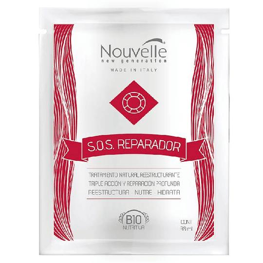 Tratamiento Bionouvelle NOUVELLE S.O.S Reparador Sachet