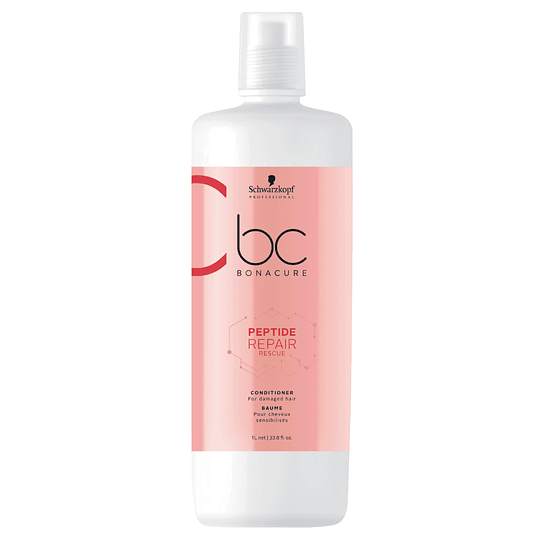 Acondicionador Peptide Repair Rescue BC Bonacure 1000ml
