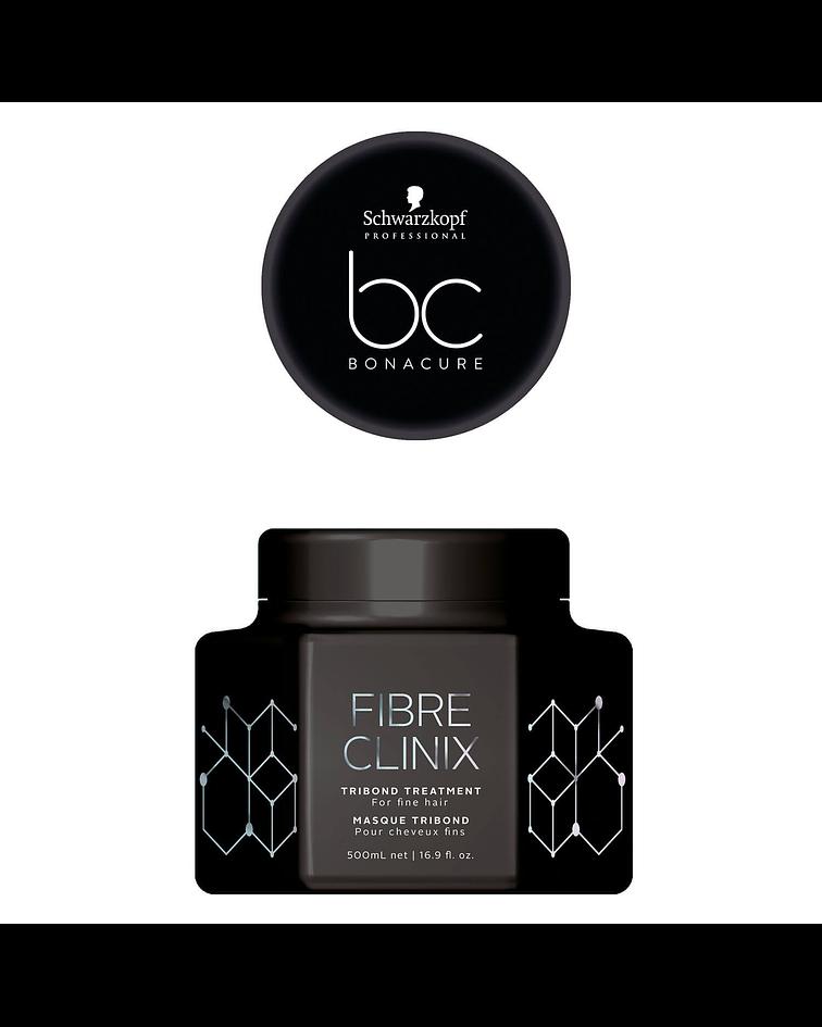 Tratamiendo TriBond para Cabello FIno BC Bonacure Fibre Clinix 500ml