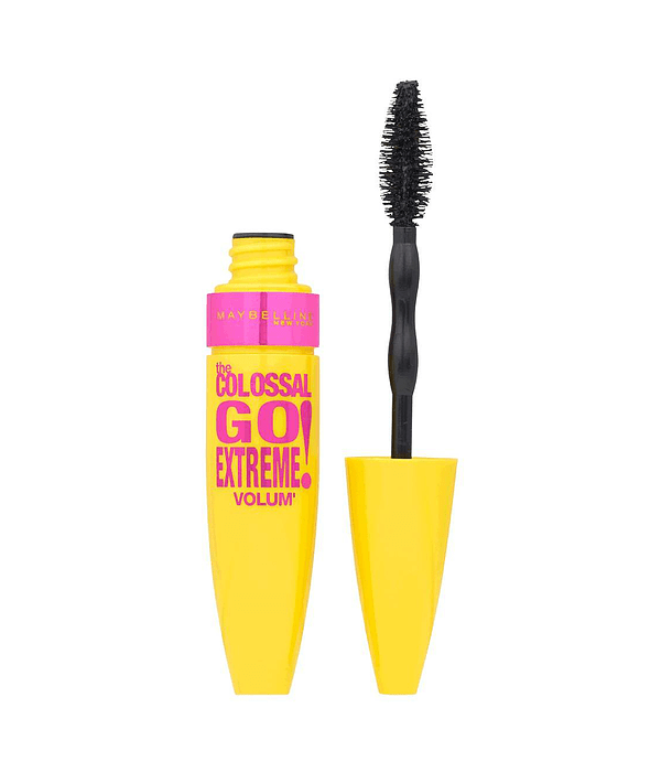 Mascara Labable MAYBELLINE Go Extreme Volum' The Colossal