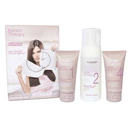 Kit Keratin Therapy Lisse Design ALAFAPARF
