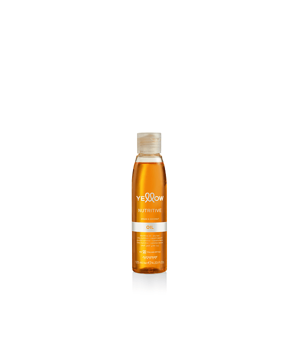 Aceite Nutritivo Cabello Seco YELLOW Nutritive 120ml