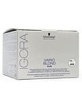 Polvo Decolorante Plus IGORA VARIO BLOND 24 Sachet 10g