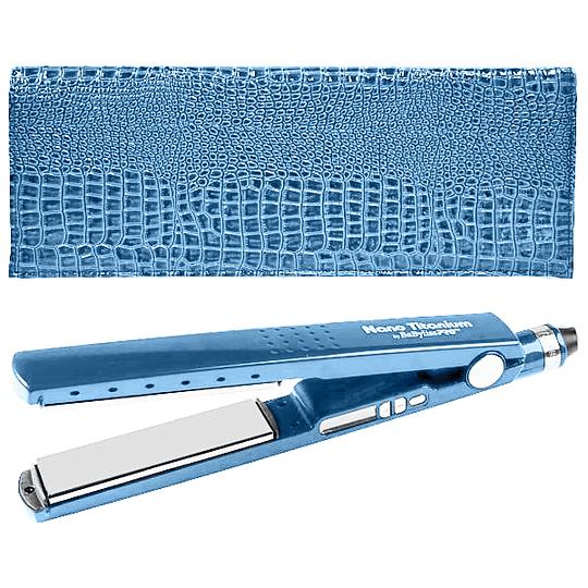 """Plancha Iónica Digital Elegance BaBylissPRO Nano Titanium 1 ¼"""""""