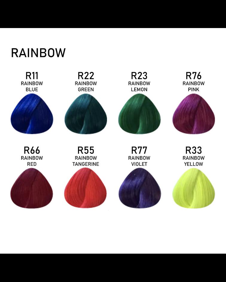 Tintura Permanente DUVY CLASS Rainbow Color 60mL