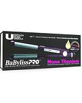 Combo Plancha Babyliss Pro Nano Titanium BABNTBLPP2 Purpura