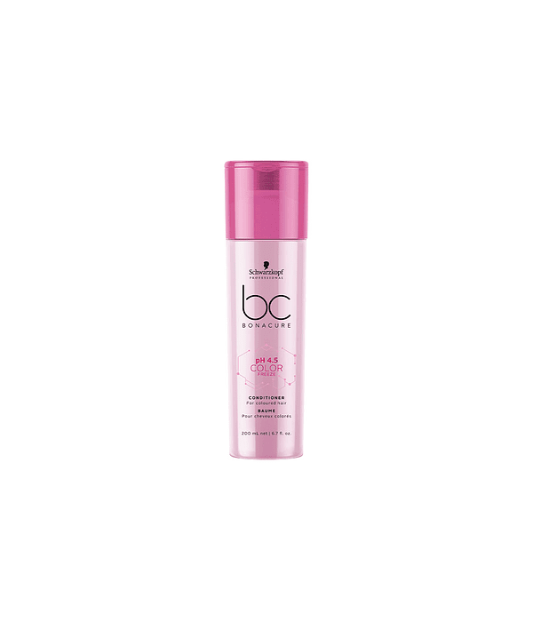 Acondicionador pH 4.5 Color Freeze BC Bonacure 200ml