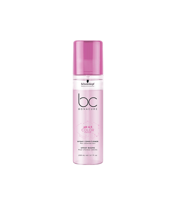 Spray Acondicionador pH 4.5 Color Freeze BC Bonacure 200ml