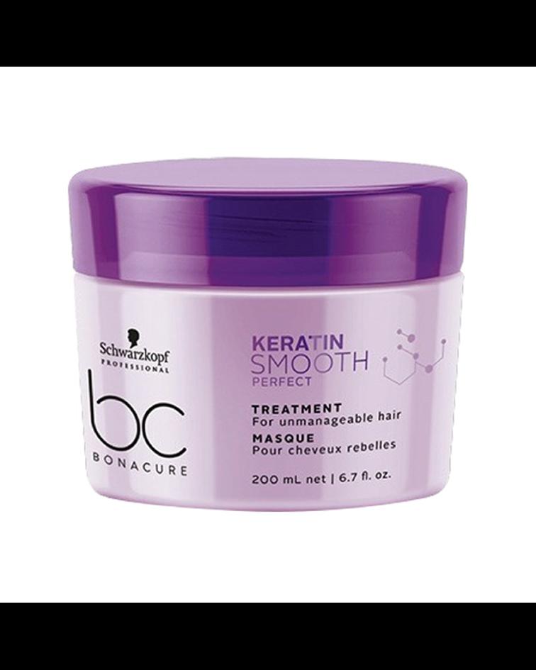 Tratamiento Keratin Smooth Perfect BC Bonacure 200ml